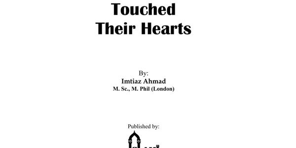 How Islam touched their hearts